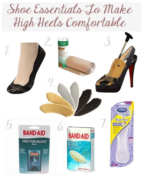 how to make your high heels comfortable what to use to make your high heels more comfortable so