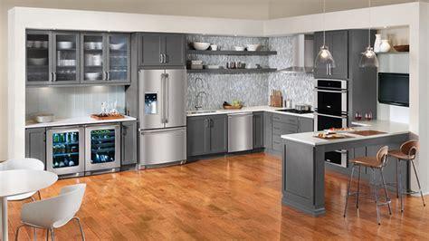 warm  grey kitchen cabinets home design lover