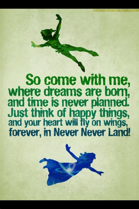 peter pan never grow up quotes quotesgram image gallery neverland quotes
