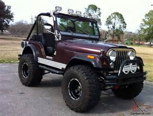 1978 jeep cj 5 custom