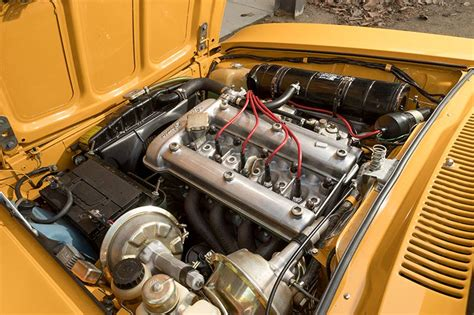 Alfa Romeo Engine by 1970 Alfa Romeo Gtv 1750 Past Blast