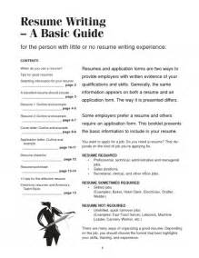 the brilliant how to write a basic resume for a job