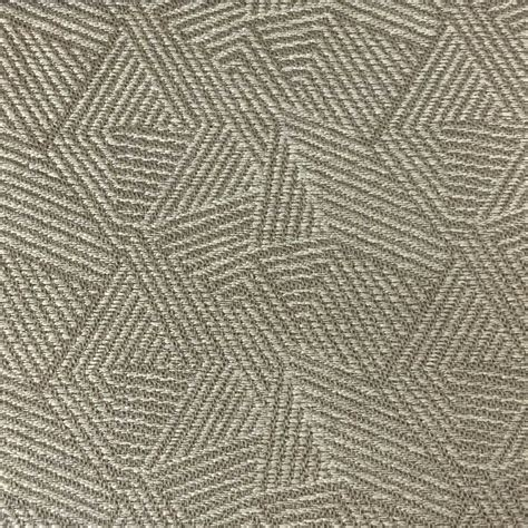 Enford Jacquard Geometric Pattern Upholstery Fabric By