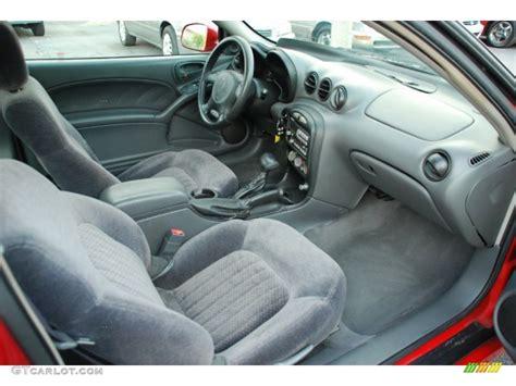 2001 pontiac grand am gt coupe interior photo 50499656