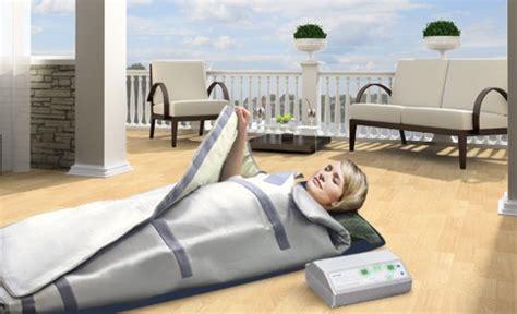 sauna personnel couverture chauffante infrarouge
