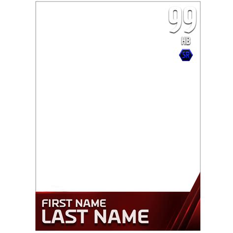 madden mobile 18 card template selling m15 template and 2k template high quality