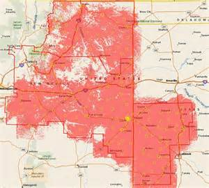 Verizon Mexico Coverage Map by Cellular Maps Com Plateau Wireless Coverage