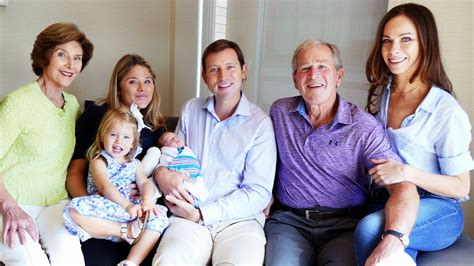 Bush Calls Parents On Show by Bush Hager Shares Adorable Family Photos With New