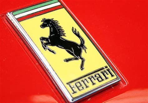 Auto Logo Pferd by Ferrari Logo History Logo Design Love