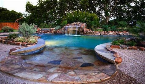 cool backyards with pools cool pool backyards ideas pinterest
