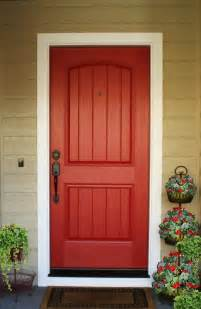 why paint your doors a different color yellow red front doors picture apps directories