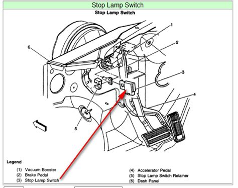 replacing brake light switch chevy truck replacing brake light switch on a 2008 chevy silverado