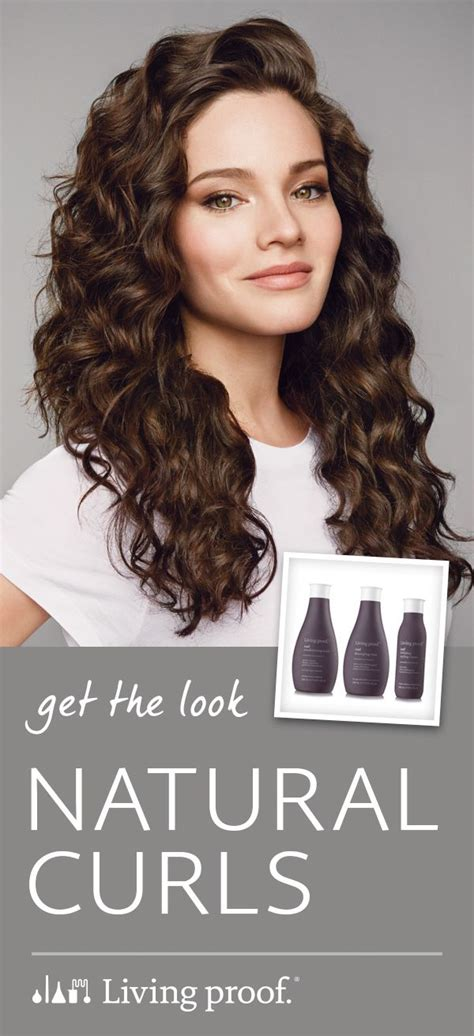 living proof hair products for wavy hair effortless natural curls with living proof curl click