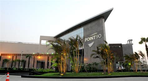 Modern Buildings point 90 mall rowad modern engineering