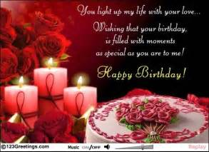birthday notes for him special birthday message free just for him ecards greeting cards