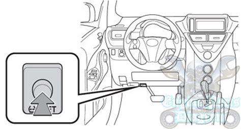 reset tire pressure sensor tpms on 2007 2014 toyota matrix