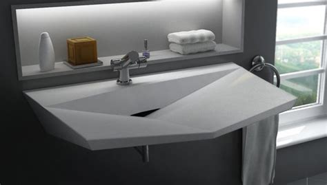 corian design unique bathroom sinks by vaskeo 187 solid