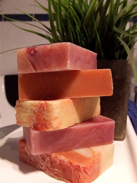 our soap recipe the greening of gavin