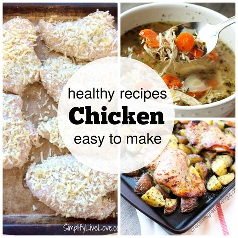 new year food chicken healthy chicken recipes for the new year the house