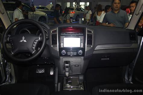 mitsubishi asx 2014 interior philippines live mitsubishi pajero facelift and asx facelift