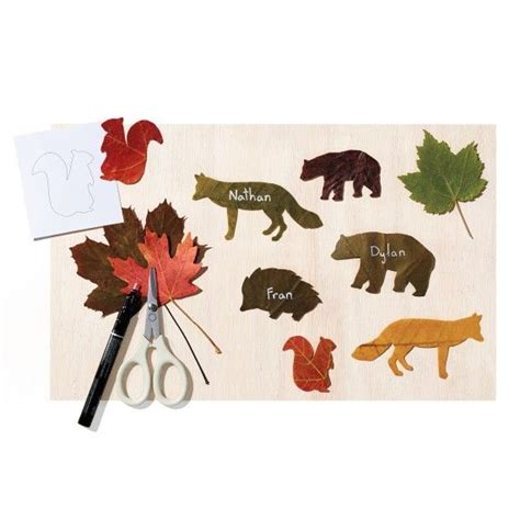 thanksgiving place card templates martha stewart 26 best holidays and celebrations images on
