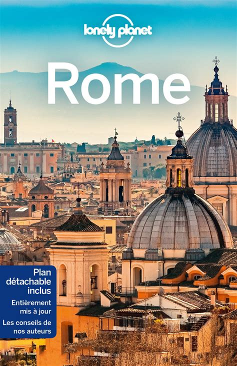 lonely planet roma de rome lonely planet