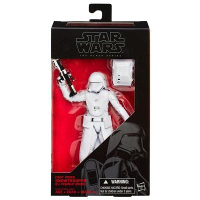Hasbro Wars The Black Series 6 Inch Finn order snowtrooper 6 inch black series 183 toys and posters