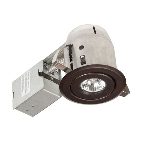 4 inch recessed lighting globe electric 90013 4 inch swivel recessed lighting kit