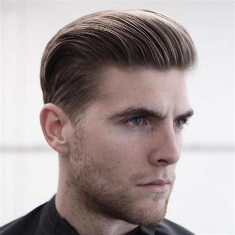 men medium haircut lengths pictures with back bald spot 25 gorgeous slicked back hair ideas express yourself