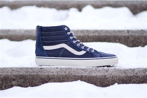 C By Lx Collection vans vault sk8 hi reissue zip lx summer 2014 collection