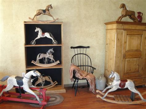 horse decorations for home wilson rocking horses home decor