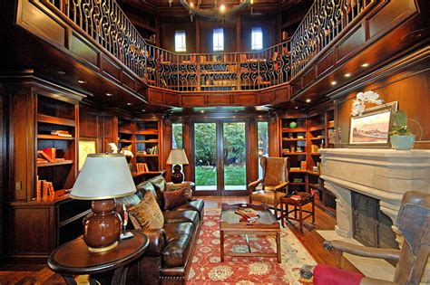 Old Victorian House Plans by Impressive Home Library Design Ideas For 2017