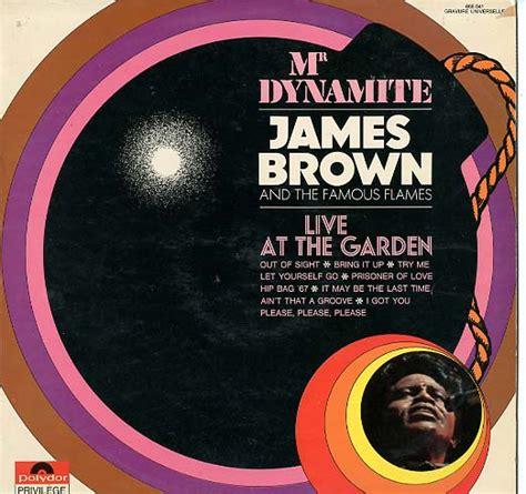Live At The Garden by Herberts Oldiesammlung Secondhand Lps Brown Live