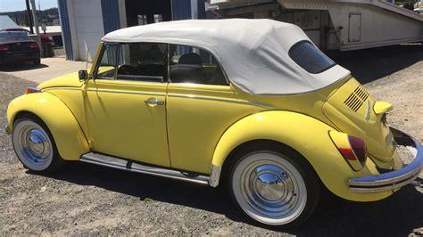 1971 Volkswagen Beetle Convertible by 1971 Volkswagen Beetle Convertible T61 1 Monterey 2017