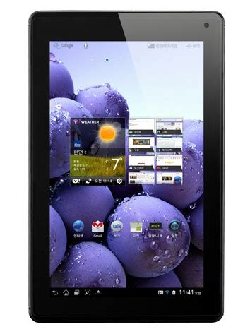 lg's optimus pad tablet receives a 63% price cut