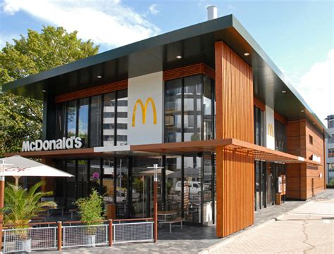 mcdonald s remodeling its restaurants globally like