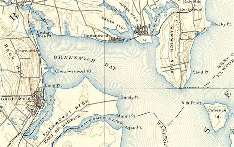 old rhode island usgs maps