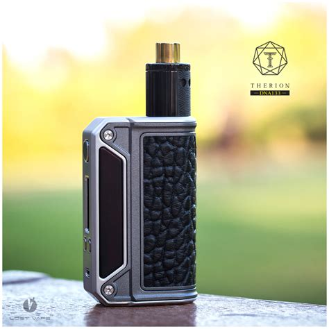 Lost Vape Therion Dna 75 Dna 133 Dna166 Custom Classic Brass 1 lost vape therion dna 133 akkutr 228 ger ther133mod steam time de