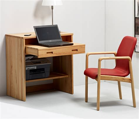 Laptop On A Desk Traditional Laptop Desk Solid Wood Furniture From Wharfside