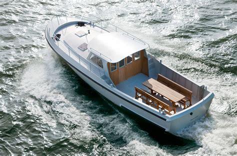 modern boat firmship 42 modern boat by studio job