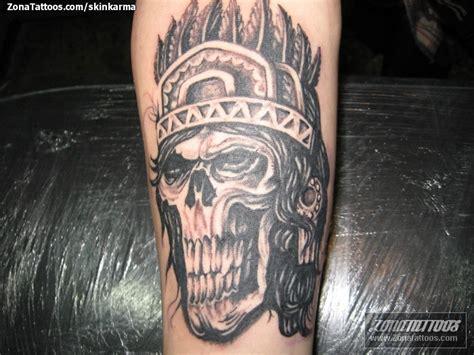 imagenes calaveras aztecas imagenes y videos de tatuajes de calaveras