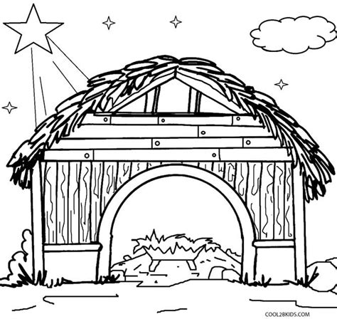 Stable Coloring Page stable coloring page coloring pages