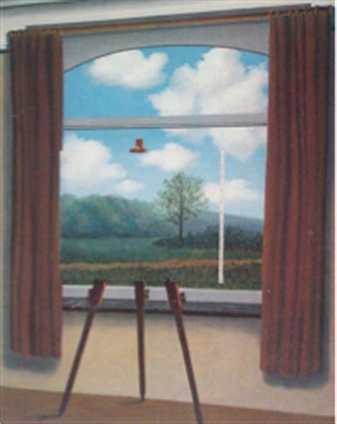 imagenes de paisajes vistos desde una ventana salvador dal 237 y el surrealismo ren 233 magritte 1898 1987