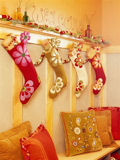 christmas stockings decorating ideas family holidaynet