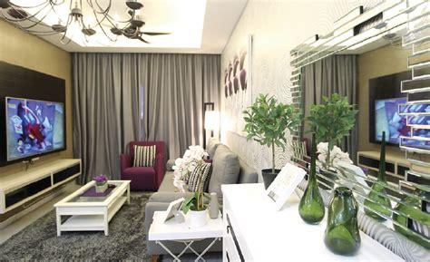cara membuat lu hias untuk ruang tamu hiasan dalaman apartment moden kontemporari dekorasi