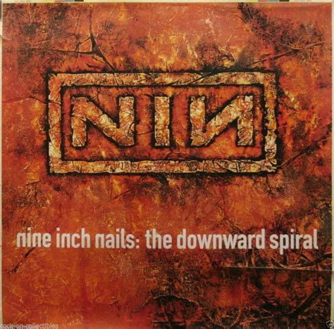 The Downward Spiral Continues by Nine Inch Nails Nin 1994 Downward Spiral Original Light