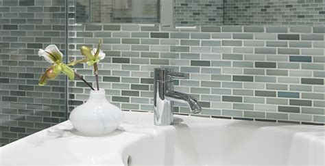 Backsplash Kitchen Glass Tile by Glacier Stone Source