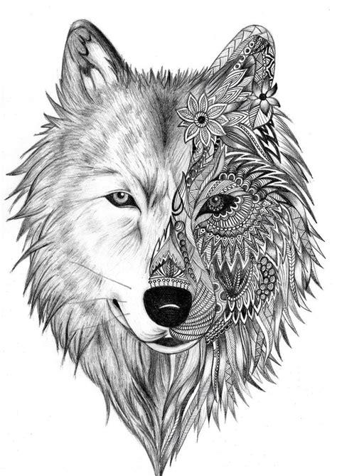 tattoo flash wolf 40 best wolf tattoo flash vintage images on pinterest
