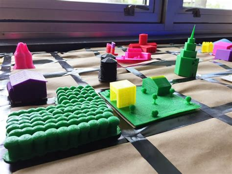 Custom 3d Print 127 5th graders utilize 3d printing to create their own custom cities 3dprint the voice of
