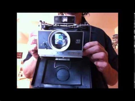 polaroid land camera model 195 peter iasillo shows you